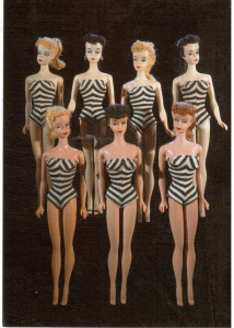 Bendable Barbie
